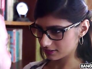 BANGBROS - Mia Khalifa is Back and Sexier Than Ever! Check Squarely Out!