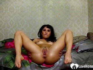 Hot assplay and fingering with a murk