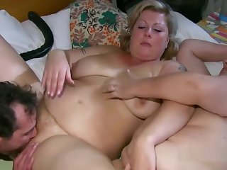Granny Gets Her Body All Cleaned On every side