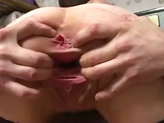 Older mature slut and younger dude