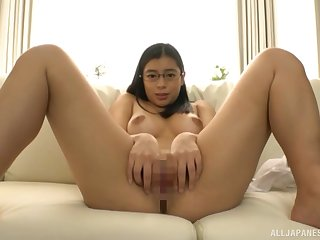 Solo girl wants a stiff dong up that perfect pussy