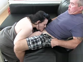 StepMommy Joins In on StepDaddy/StepDaughter Time