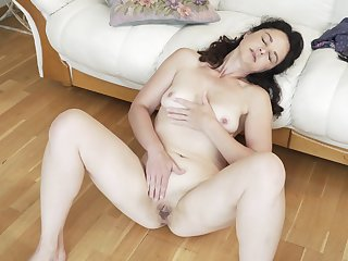 Reading books makes Seraphina horny and makes her want to masturbate