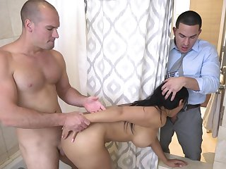 Merciless anal be worthwhile for the curvy wife alongside amazing home scenes