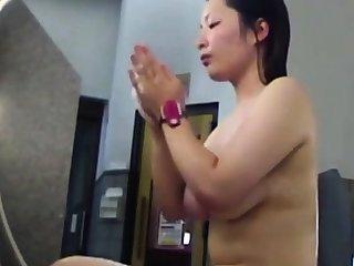 Voyeur - Japan. Jiggly Bosom